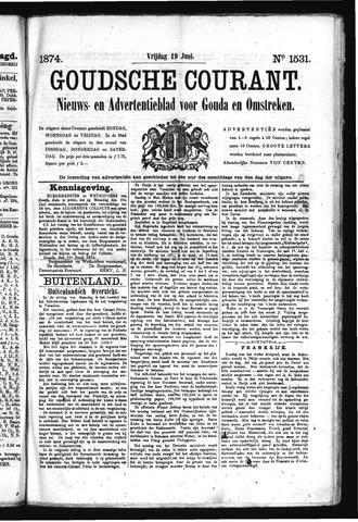 Goudsche Courant 1874-06-19