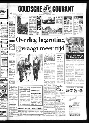 Goudsche Courant 1983-07-16