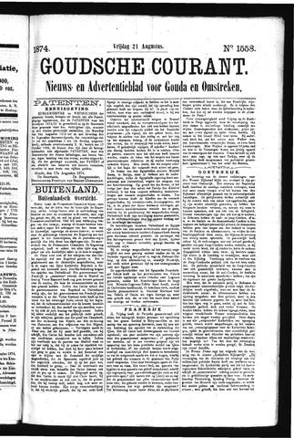 Goudsche Courant 1874-08-21