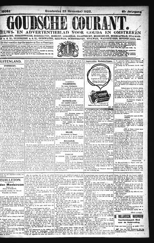 Goudsche Courant 1922-11-23
