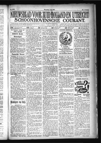 Schoonhovensche Courant 1929-05-01