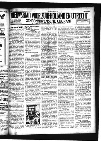 Schoonhovensche Courant 1942-07-27