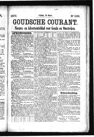 Goudsche Courant 1872-03-29