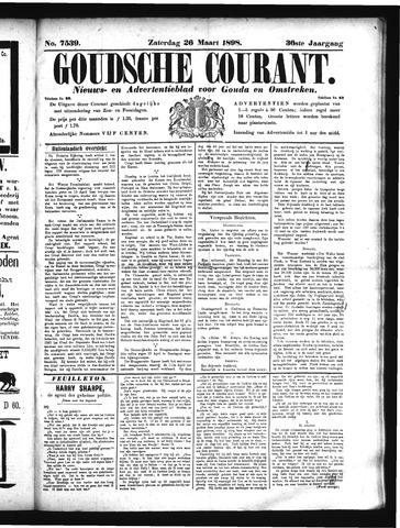 Goudsche Courant 1898-03-26