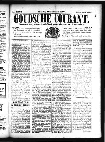 Goudsche Courant 1907-02-19