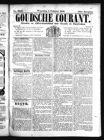 Goudsche Courant 1905-02-08