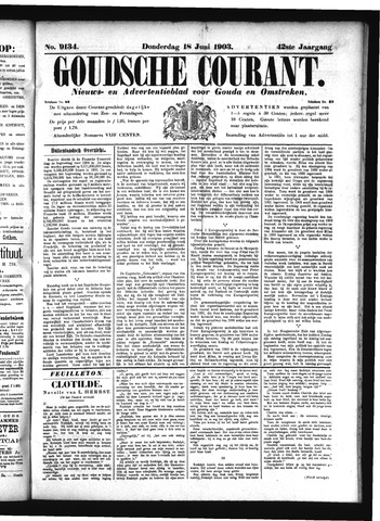 Goudsche Courant 1903-06-18