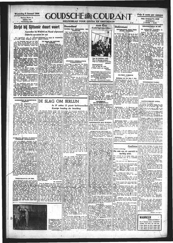 Goudsche Courant 1944-01-05