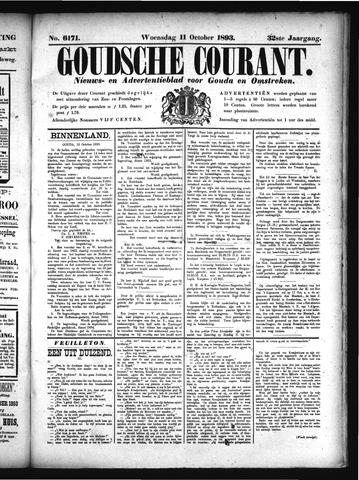 Goudsche Courant 1893-10-11