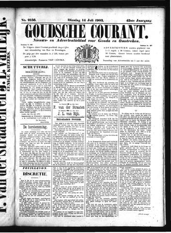 Goudsche Courant 1903-07-14