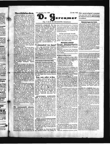 Schoonhovensche Courant 1945-05-18