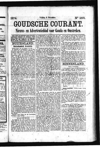 Goudsche Courant 1874-11-06