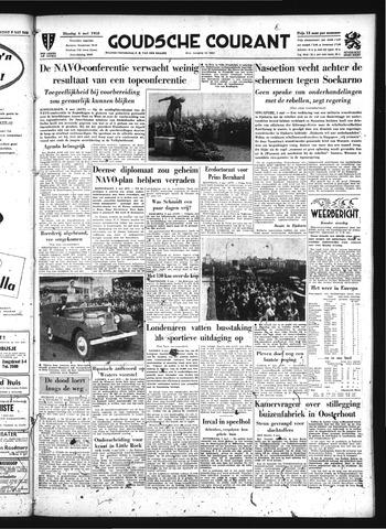 Goudsche Courant 1958-05-06