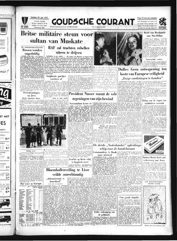Goudsche Courant 1957-07-23