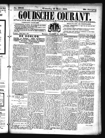 Goudsche Courant 1918-03-13