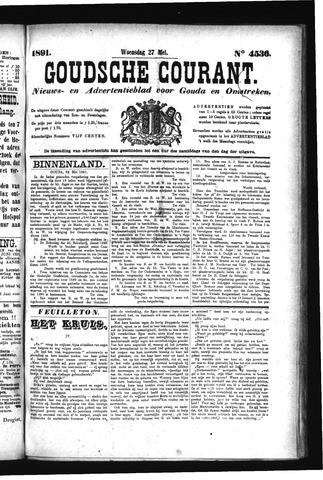 Goudsche Courant 1891-05-27