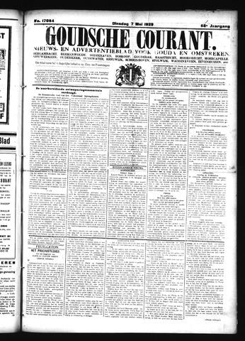 Goudsche Courant 1929-05-07