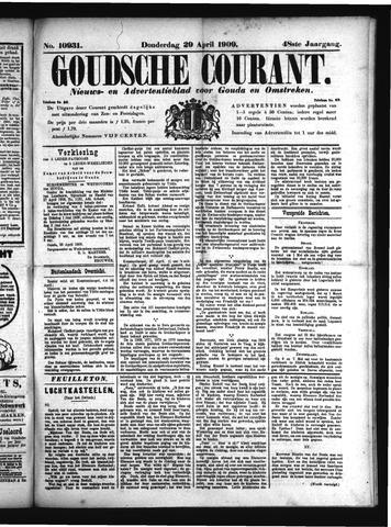 Goudsche Courant 1909-04-29