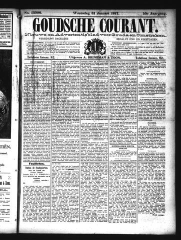 Goudsche Courant 1917-01-31