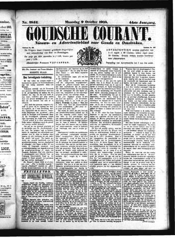 Goudsche Courant 1905-10-09
