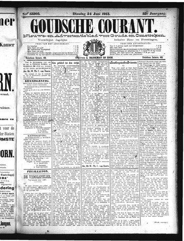 Goudsche Courant 1913-06-24