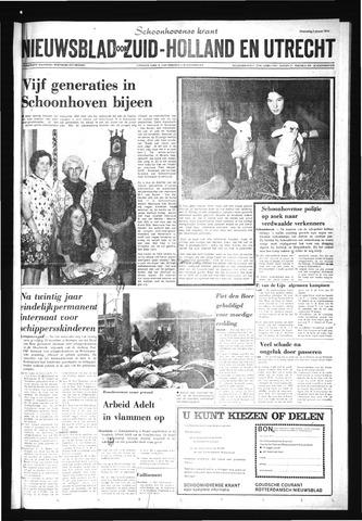 Schoonhovensche Courant 1974