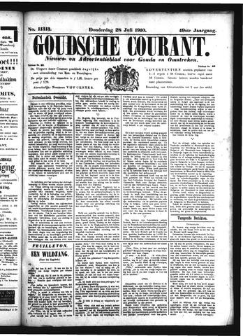 Goudsche Courant 1910-07-28