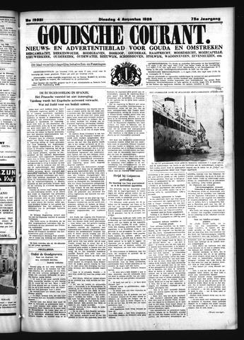 Goudsche Courant 1936-08-04