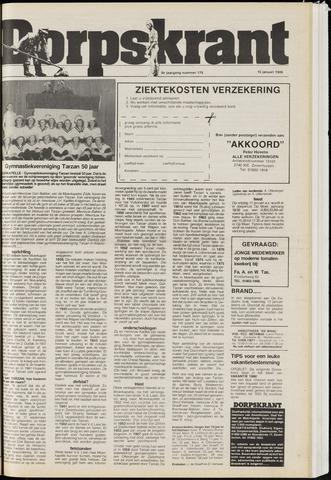Dorpskrant 1986-01-15