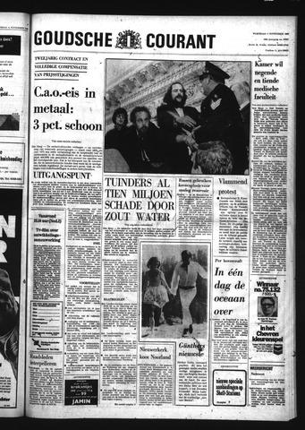 Goudsche Courant 1969-11-05