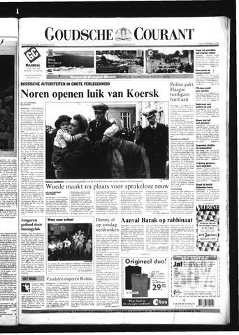 Goudsche Courant 2000-08-21