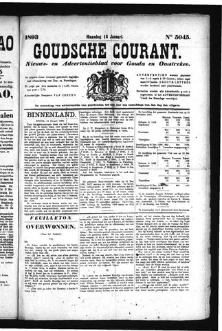 Goudsche Courant 1893-01-16