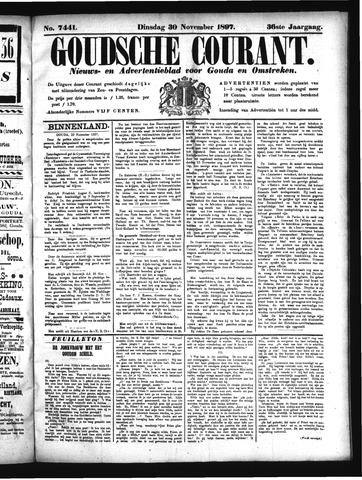 Goudsche Courant 1897-11-30