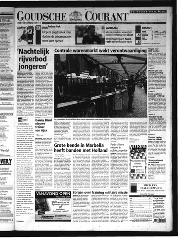 Goudsche Courant 2005-03-14