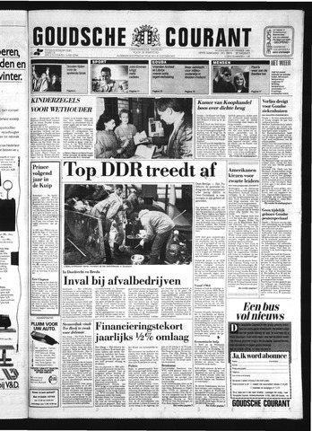 Goudsche Courant 1989-11-08