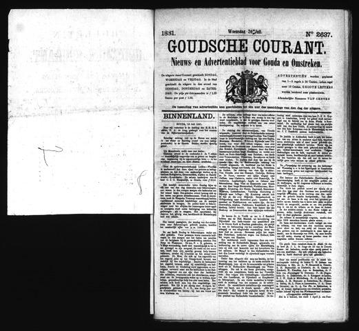 Goudsche Courant 1881-07-20