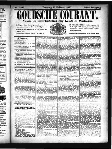 Goudsche Courant 1897-02-13