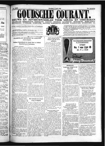 Goudsche Courant 1939-04-04