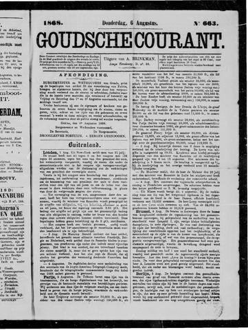 Goudsche Courant 1868-08-06