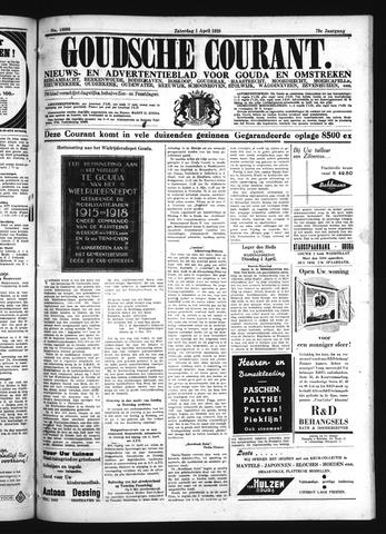 Goudsche Courant 1939-04-01