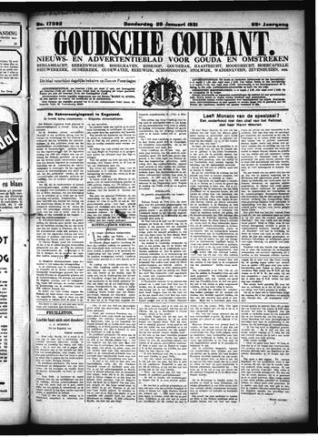 Goudsche Courant 1931-01-29