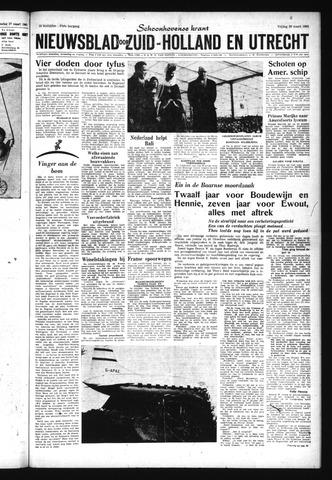 Schoonhovensche Courant 1963-03-29