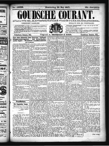 Goudsche Courant 1917-05-10