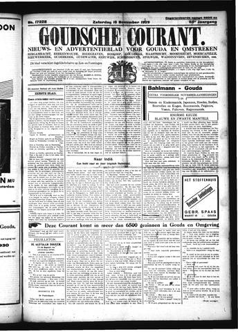 Goudsche Courant 1929-11-16