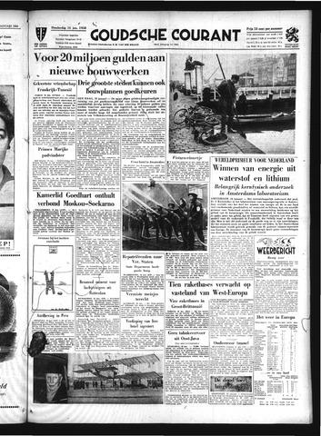 Goudsche Courant 1958-01-16