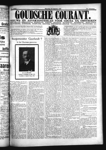 Goudsche Courant 1938-08-29