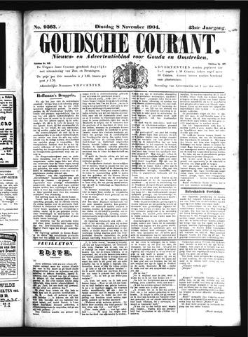 Goudsche Courant 1904-11-08
