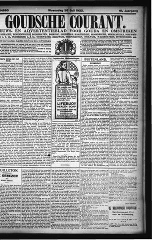 Goudsche Courant 1922-07-26