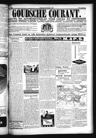 Goudsche Courant 1938-10-29