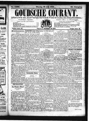 Goudsche Courant 1912-07-30